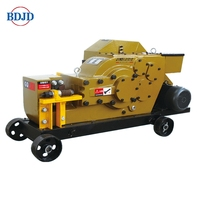 Construction Steel Rod Cutter Cutting Machine