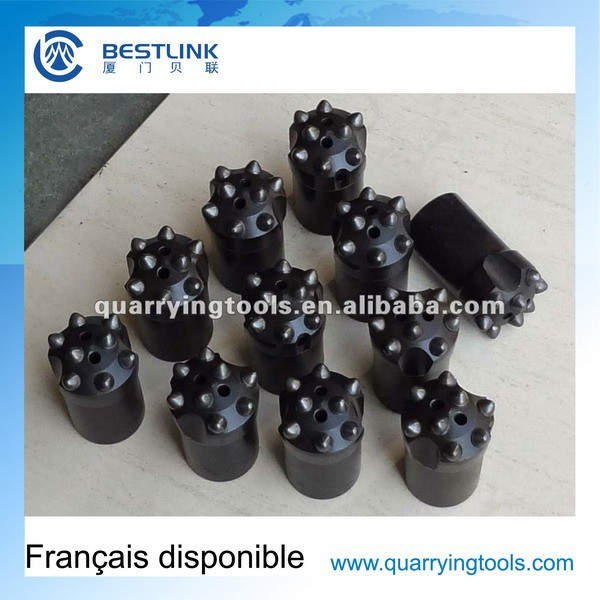 High quality Tapered shank drill bit for hard rock drilling