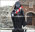 16 Foot Inflatable Darth Vader Wishes Jedis A Merry Christmas