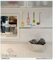 wall sticker for kitchen decoration