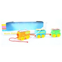 Pull train musical- kids piano for sale