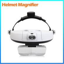 DH-87002 optivisor headlight magnifier