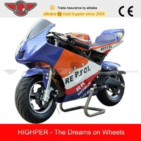 49cc Petrol Mini Pocket Bike (PB009)