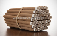 paper pipe paper roll core made of pure kraft paper material