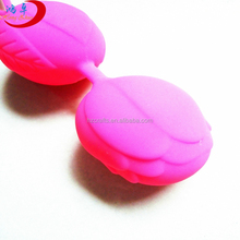 Female Smart Duotone Ben Wa Ball Weighted Female Kegel Vaginal Tight Exercise Machine Vibrators Sex Toys for Women