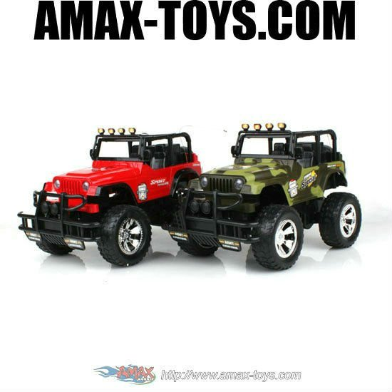 rj-866371a wireless rc jeep toy