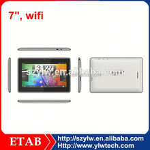 7 Inch A13 single core slim tablet pc