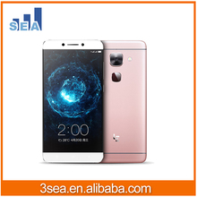 New arrival Letv Le2 China mobile pink gold color Heliox20 android 6.0 smart phone popular