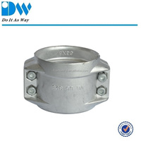 DIN2817 Forged Aluminum Clamp