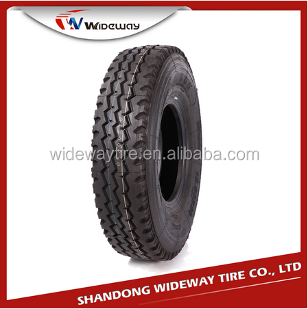 Chinese Truck Tyre 10.00R20 with BIS and truck wheel rim 7.50-20