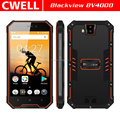 Blackview BV4000 4.7 Inch Gorilla Glass Triple Camera 1GB RAM 8GB ROM Android IP68 Waterproof Rugged Mobile Phone