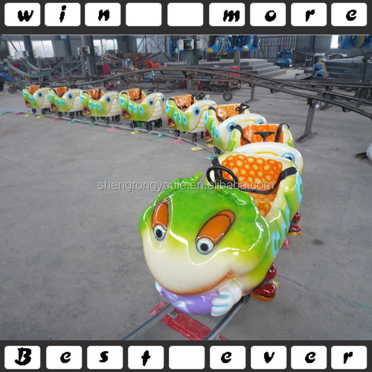 Outdoor/indoor hot sale top quality amusement rides animal train for sale