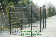 Galvanized Dog Kennel Panels and Gates