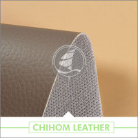 Best selling Flexible Luster-free pvc leather for notebook