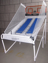 "1.5"" Portable Basketball Frame For Game PC Backboard and Net"