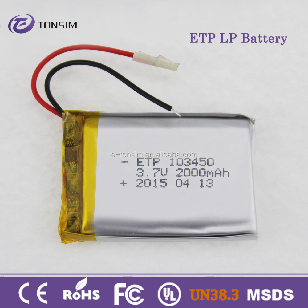 authentic lithium ion 18650 battery 3.7v 2000mah lithium battery 18650 cordless phone lithium battery