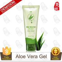 100% Pure Aloe Vera Gel 374ml Moisturizing and Refreshing Skin OEM Supply
