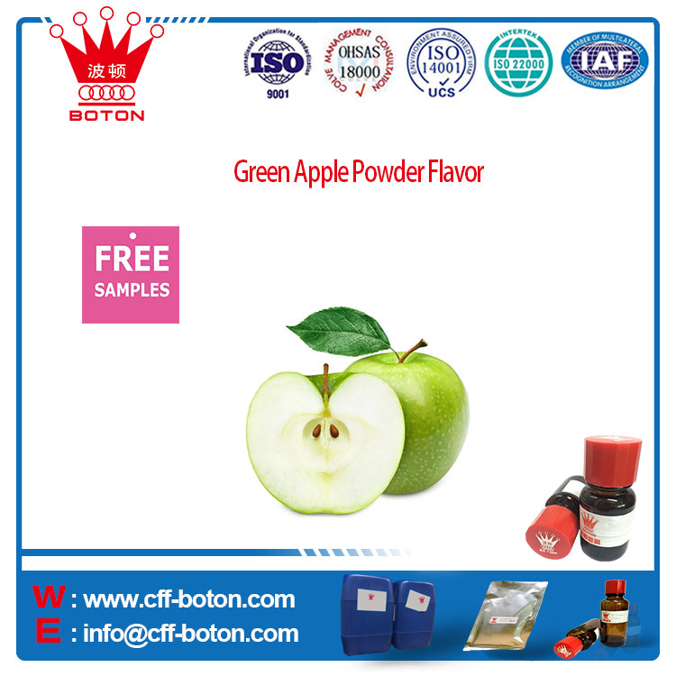 Green Apple Powder Flavor