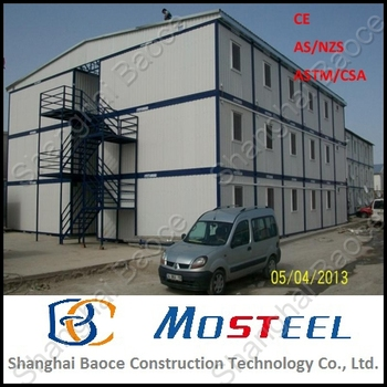 MoSteel Top 10 Container Prefabricated House