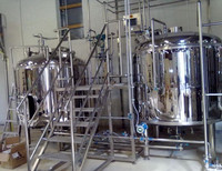 CG-2.0 micro brewery 2000L brewery equipment Germany quality brewing equipment
