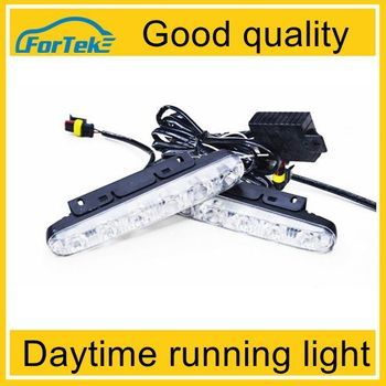 E-Mark super bright Led Drl Daytime Running Light swift Drl