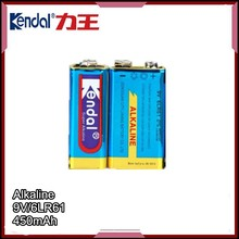 piles 9 volts microphone 9v alkaline 6lr61 dry battery