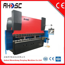 Wc67y 4 mtr 125ton brake press cnc press machine manufacture from shenchong