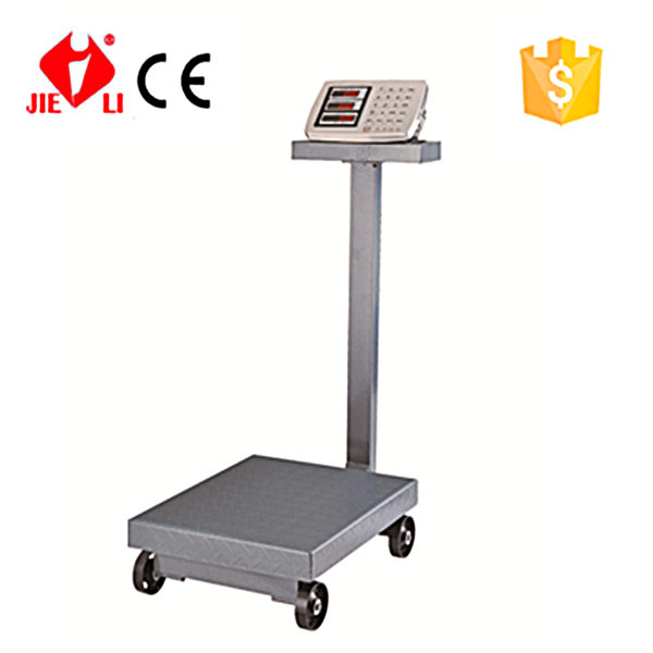 500kg 200g Hot Sale Parts of Stainless Steel Platform Balance Scale