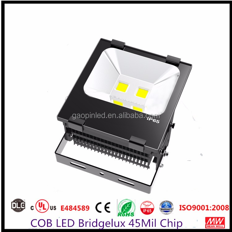 300W led flood light outdoor lighting COB LED Security Commercial LED Floods light bulbs UL DLC List