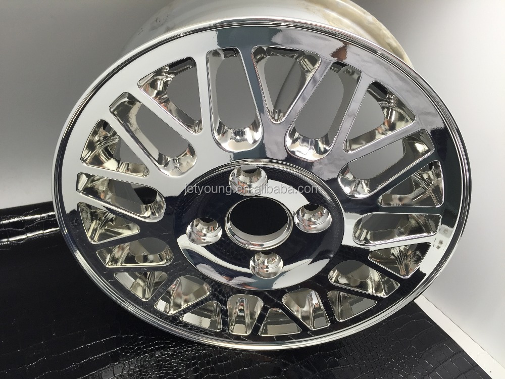 chrome spray paint on alloy wheel spray plating paint for car wheel. Black Bedroom Furniture Sets. Home Design Ideas