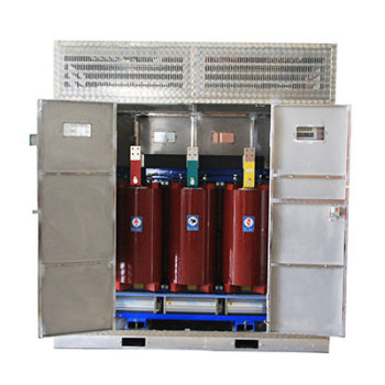 10KV power transformer SC(B)11 Three-phase Epoxy Resin Cast dry-type transformer