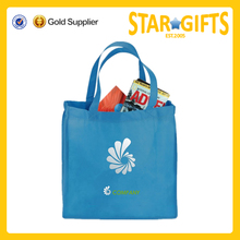 China Supplier Wholesale Practical Promotional Foldable PP Non Woven Grocery Shopping Bag For Celebration