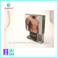 custom design plastic mens/women's underwear packaging