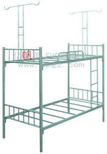 2014 hot sale high quality army metal bunk bed side rails