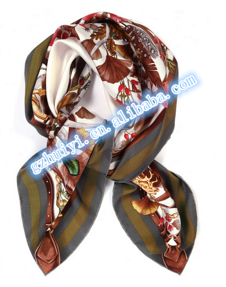 chinese china silk scarf wholesale,custom print scarf,lightweight digital print silk scarf