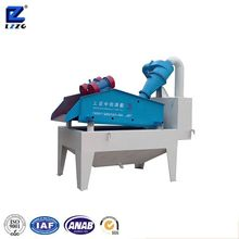 fine sand recycling system spare parts