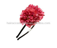 Rose foral flower hair band crown for summer holiday on sandbeach