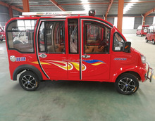 China brand new adult car 2.2kw electric motor cheap 8 persons passenger Cheap car for sale