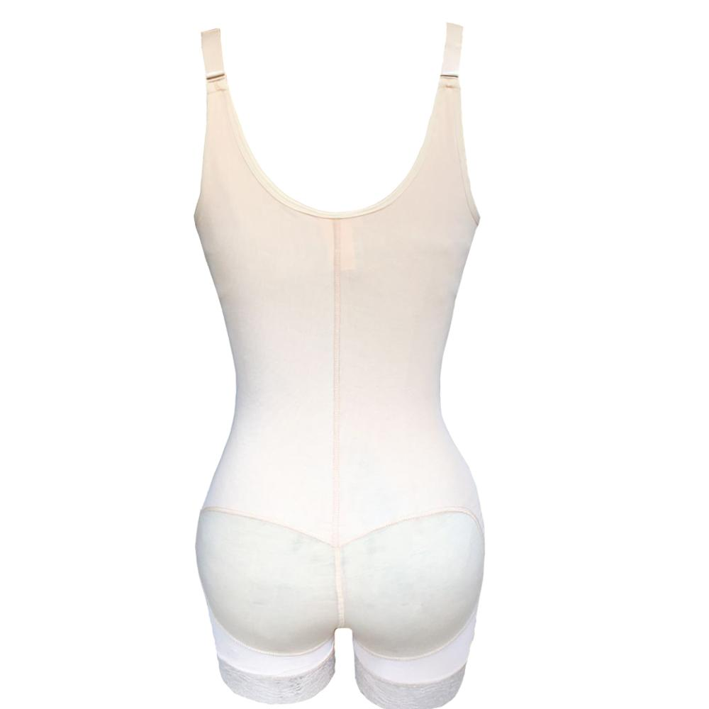 best selling compression slimming shapewear open bust bodysuit body shaper for women