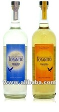 Topanito 100% Agave Tequila from Mexico Top Value