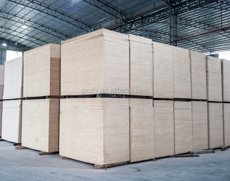 China manufacturer cheap Teak Plywood With Good Price With Recycle System