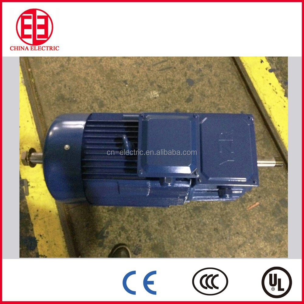 YZR ac three phase electric motor