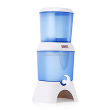 Economical clean water filter for poor area