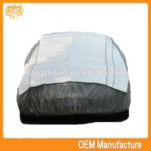 newly heat insulated china hail proof car cover/hail guard car cover with manufacture price