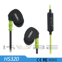 2015 In-Ear Style and Portable Media Player Use in ear mobile earphone