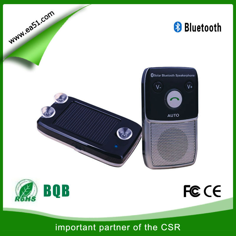USB charge and solar charge bluetooth low energy