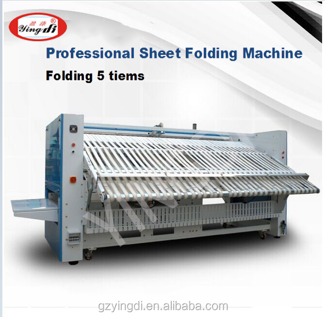 automatic clothes folding machine for home