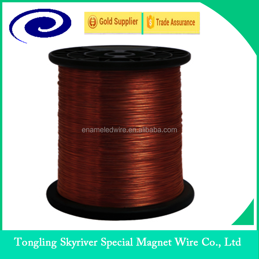 UL approval high quality class 200 enameled copper wire