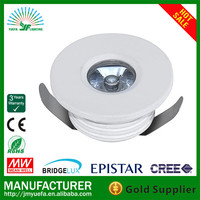 CHINA FACTORY SELL led ceiling down light YF-T3024D RD Mini LED INdoor light/down light1w 3w 2 years warranty