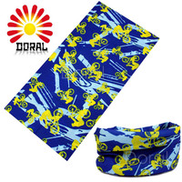 100% polyester neck tube cooling multifunctional outdoor bandana magic scarf factory in China